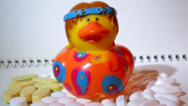 Hippieduck on Drugs